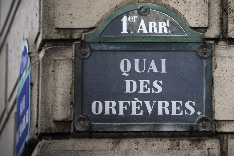 Le Quai des Orfèvres, où se trouve la Direction régionale de la police judiciaire.