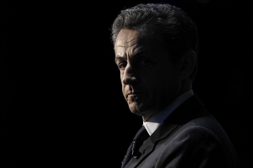 Nicolas Sarkozy en avril 2012 (Archives)