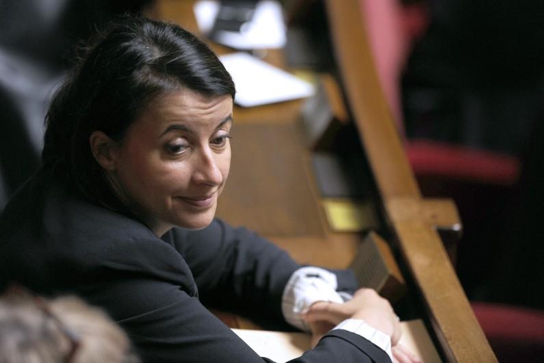 Cécile Duflot à Paris, le 17 juin 2014.