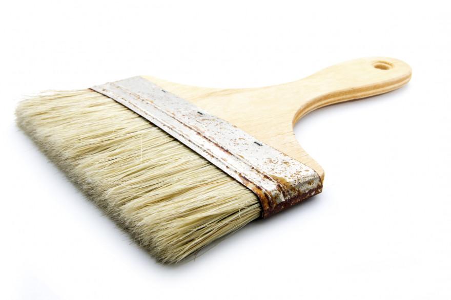 Réaliser un effet sablé avec de la peinture