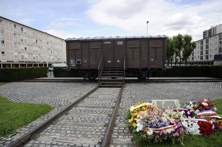 Le mémorial de la Déportation à Drancy