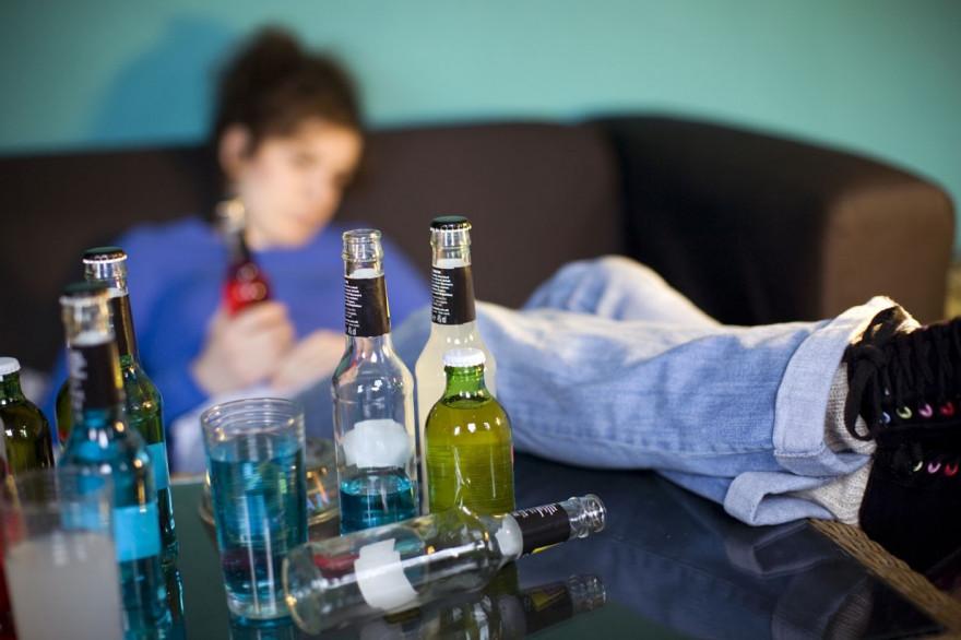 Les addictions des adolescents (image d'illustration)