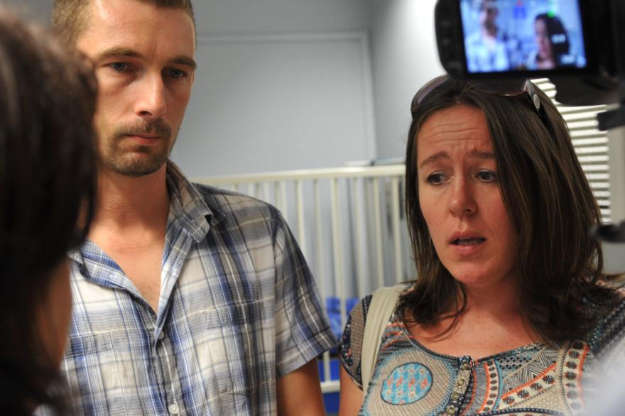 Les parents d'un bébé très grand prématuré dénoncent l'acharnement thérapeutique des médecins contre leur enfant