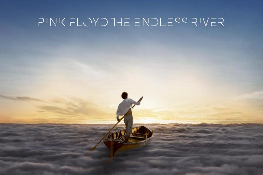 """Pochette de l'album de Pink Floyd intitulé """"The Endless River"""""""