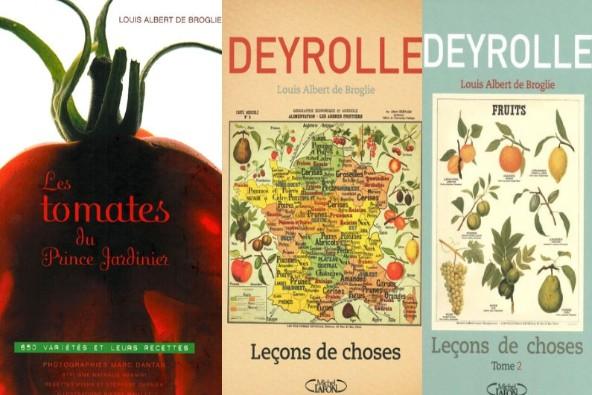 les tomates du prince Jardinier et les leçons de choses I et II