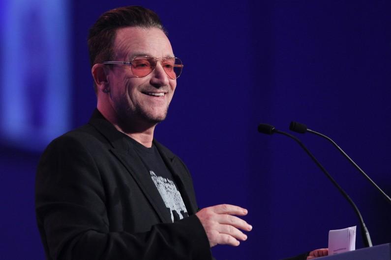 Bono, à Dublin, le 7 mars 2014. (archives)