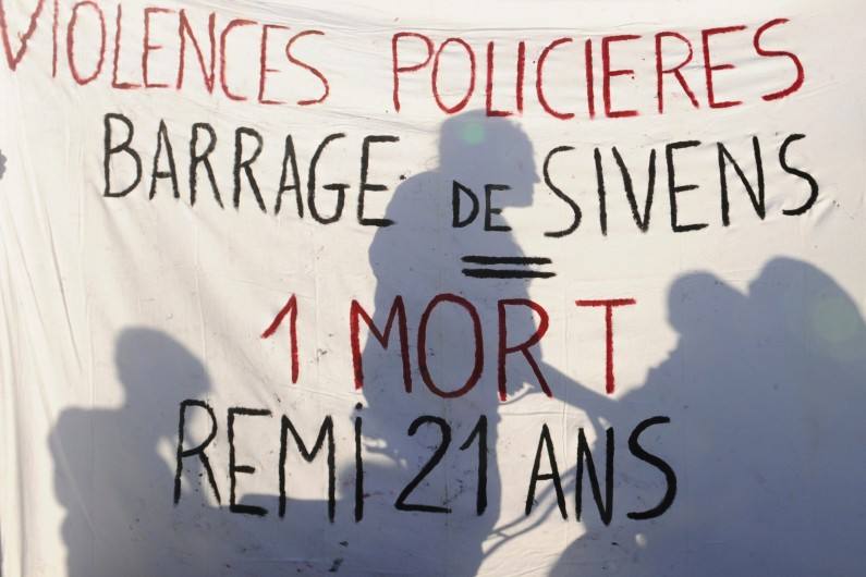 le campement d'écologistes en mémoire de Rémi Fraisse a été évacué (archives)