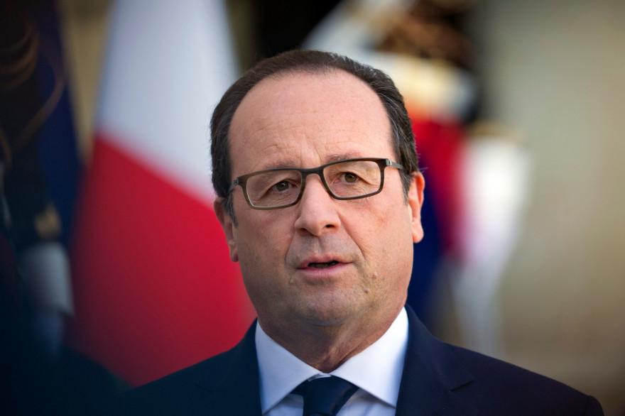 François Hollande s'est exprimé à l'ouverture de la troisième conférence environnementale à l'Elysée (archives).
