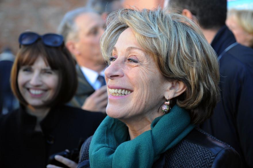 La maire de Montauban, Brigitte Barèges, le 6 février 2014.