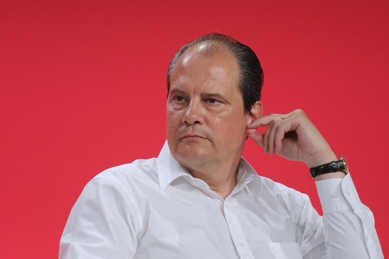 Le Premier secrétaire du Parti socialiste (PS), Jean-Christophe Cambadélis. (Archives).