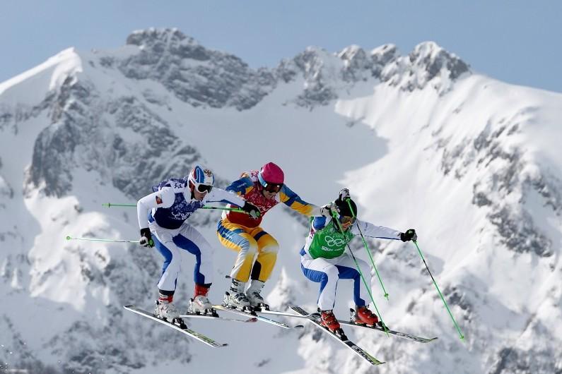 La France pourrait décrocher une nouvelle médaille grâce au skicross