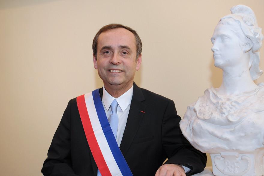 Robert Ménard, le maire de Béziers