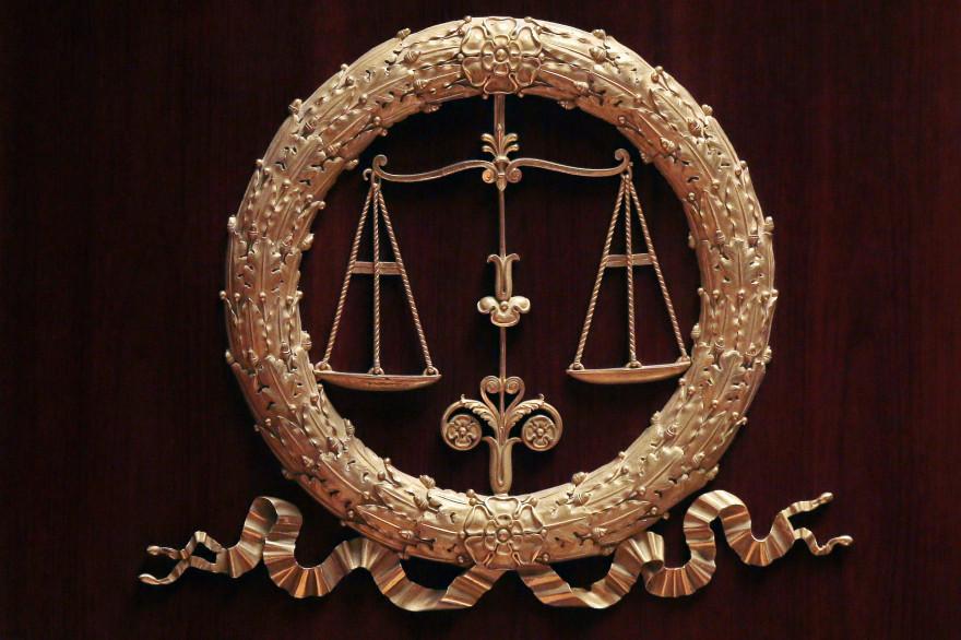La balance de la justice, le 12 février 2013 à l'Assemblée nationale (image d'illustration)