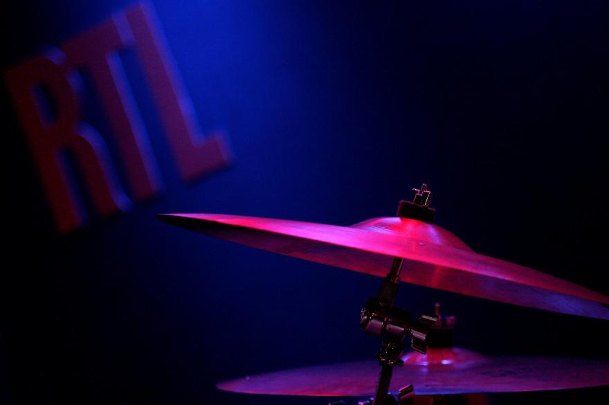 L'heure du jazz avant un concert au Grand Studio RTL de la rue Bayard