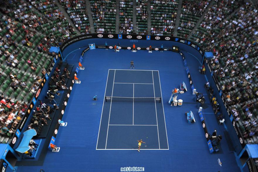 La finale dames se joue samedi 31 janvier à Melbourne