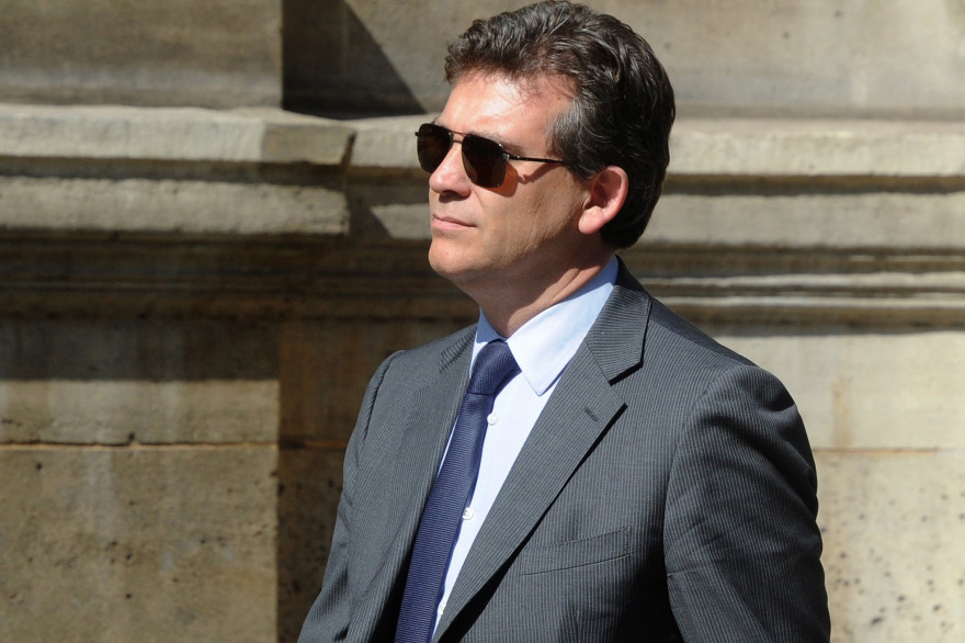 Arnaud Montebourg (image d'archives)