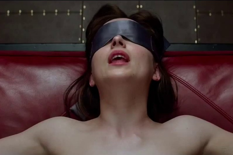 "Dakota Johnson dans ""50 Nuances de Grey"""