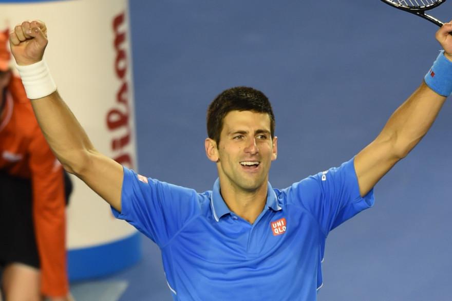 Novak Djokovic a remporté son huitième titre du grand chelem à l'Open d'Australie 2015