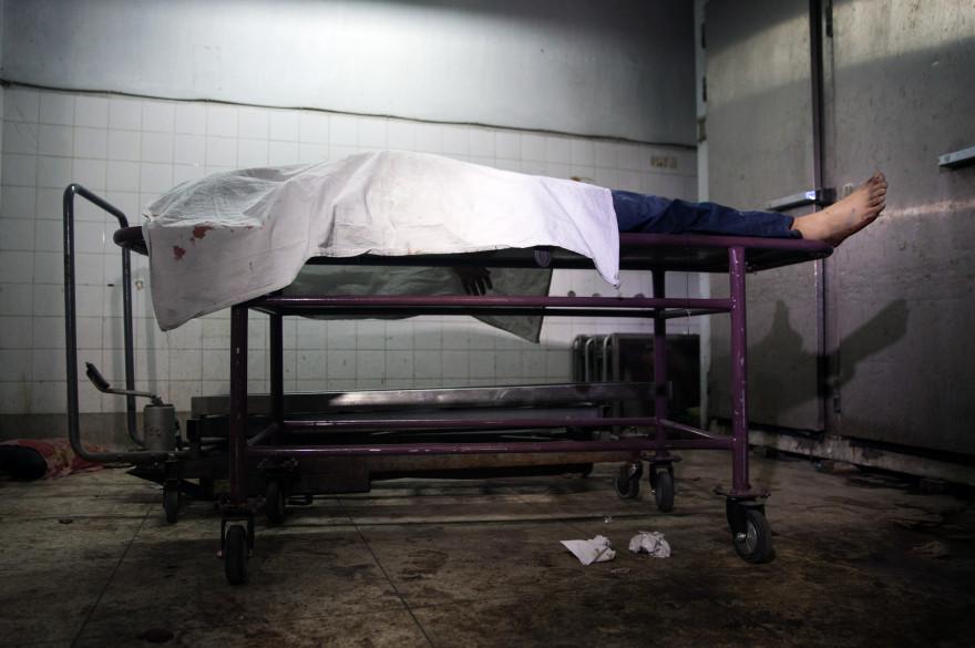 Le corps du blogueur Avijit Roy a été retrouvé couvert de sang
