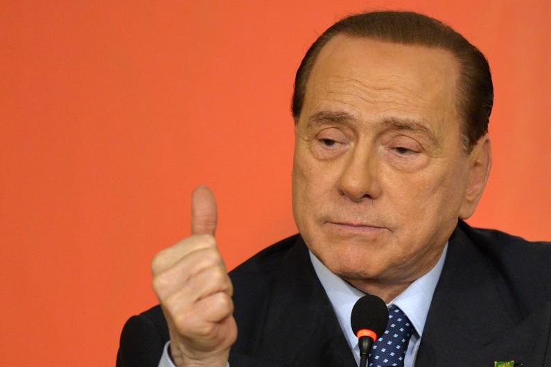 Outre le Rubygate, Silvio Berlusconi est en cours de jugement pour deux affaires de corruption (illustration).