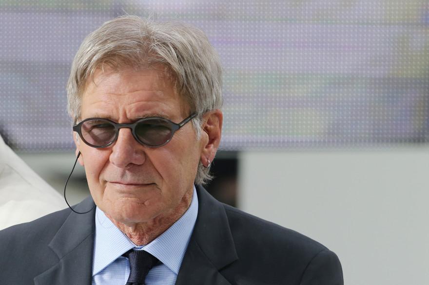 """Harrison Ford,  """"devrait se rétablir complètement"""" de son accident."""