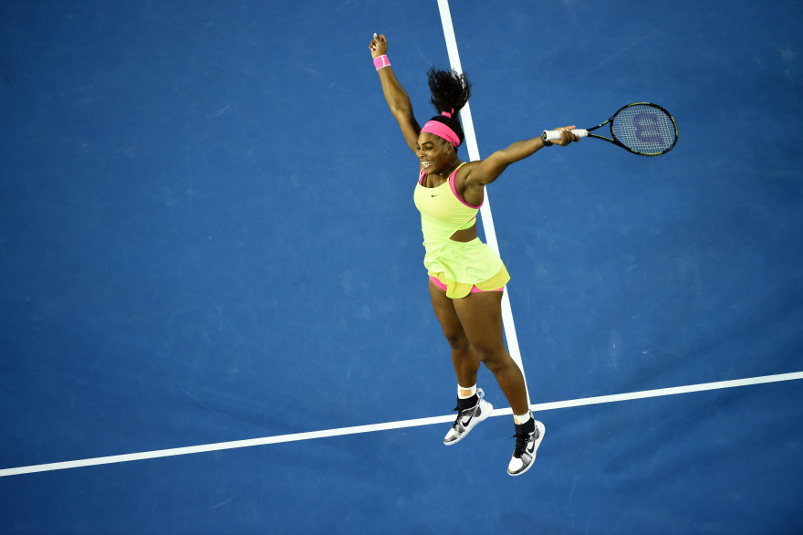 Serena Williams renoue avec Indian Wells en gagnant