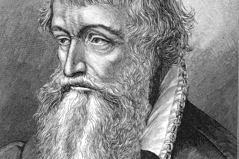 Gerard Mercator, mathématicien et géographe, né le 5 mars 1512