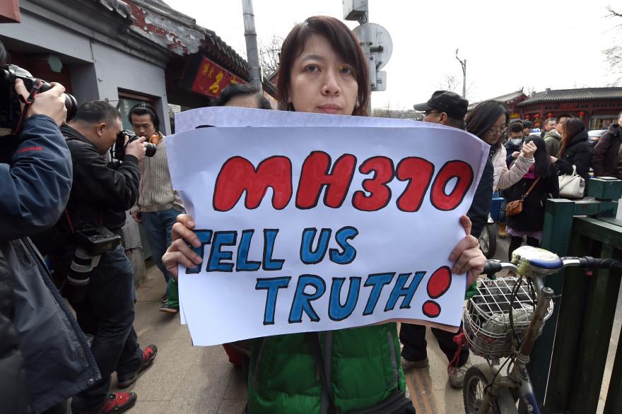 Les familles des disparus veulent connaître la vérité.
