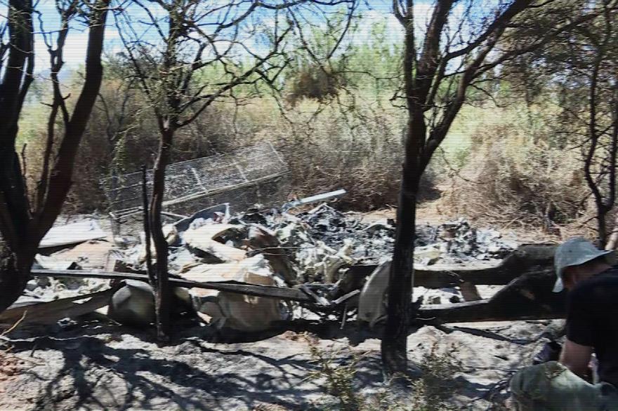 Crash en Argentine : l'enquête commence parmi les débris