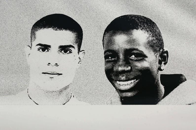 Bouna Traoré, 15 ans, et Zyed Benna, 17 ans, sont morts électrocutés à Clichy-sous-Bois en 2005.
