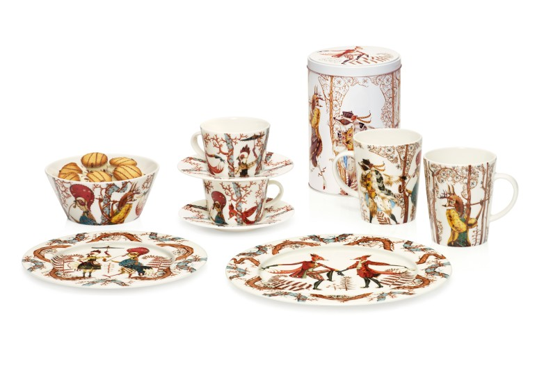 La nouvelle collection Tanssi d'Iittala