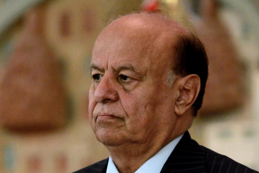 Le président du Yémen Abdrabuh Mansur Hadi en 2013 (archive).