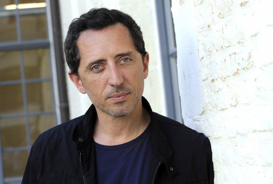 Gad Elmaleh en septembre 2012