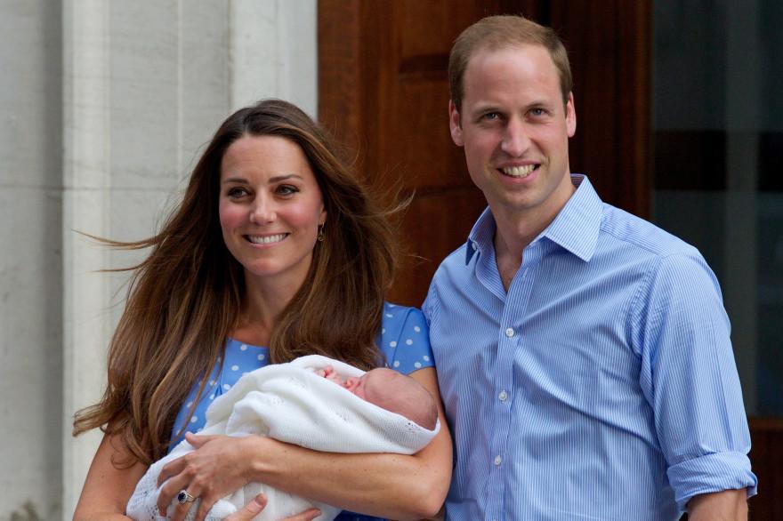 Le Prince William et sa femme Kate Middleton sont deux heureux parents depuis la naissance de George en juillet 2013