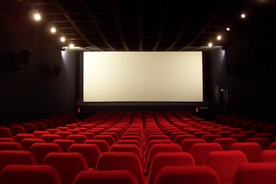 Salle de cinéma ( illustration)
