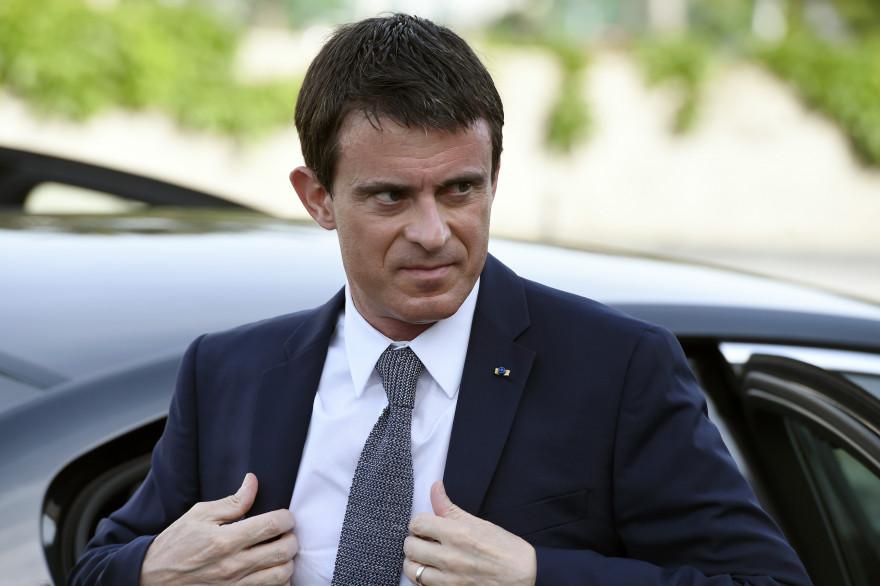Le Premier ministre Manuel Valls le 11 mai 2015.