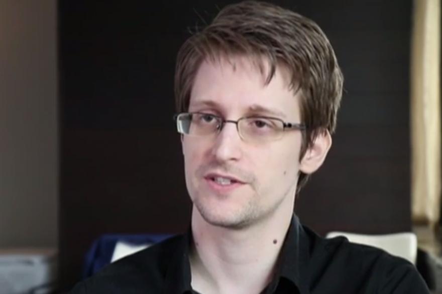 Edward Snowden interview par le Guardian à Moscou