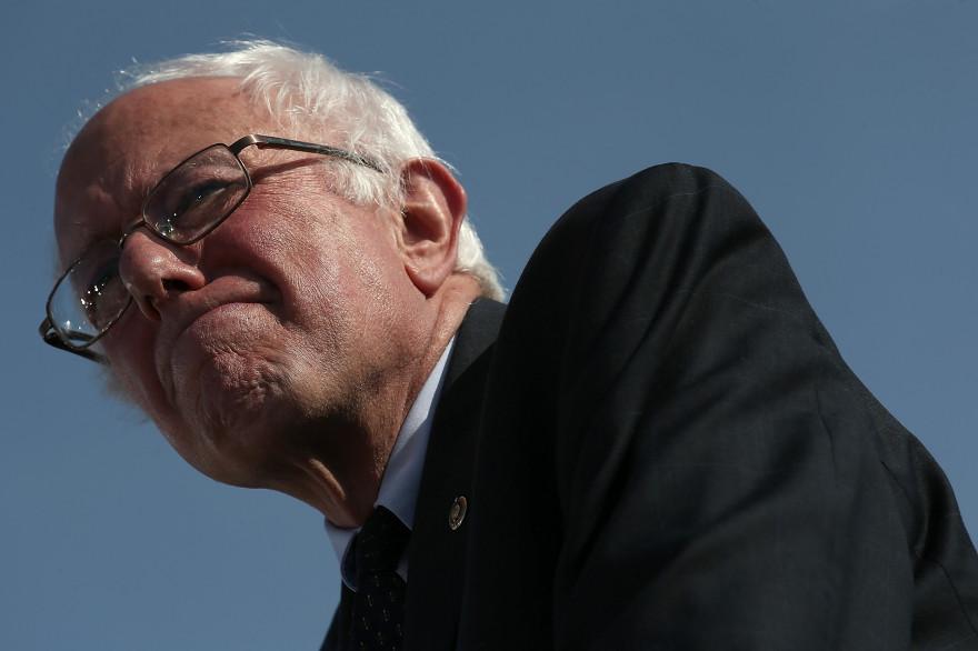 Bernie Sanders candidat à l'investiture démocrate à la Maison Blanche
