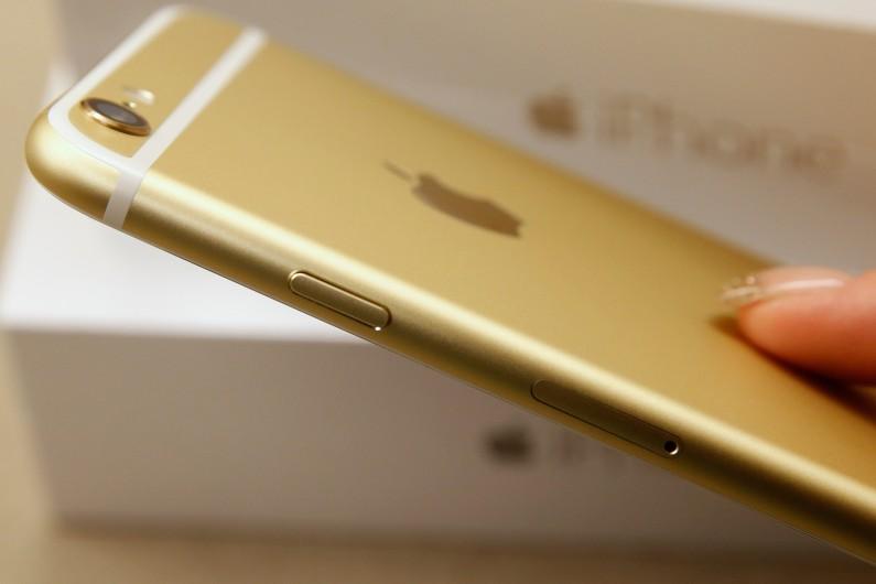 L'iPhone 6 Plus (photo d'illustration)
