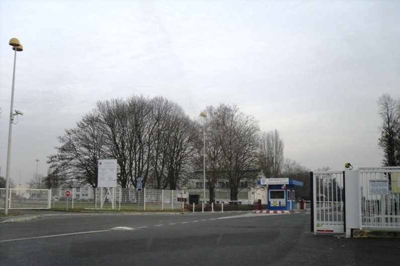 La base aérienne Brétigny-sur-Orge