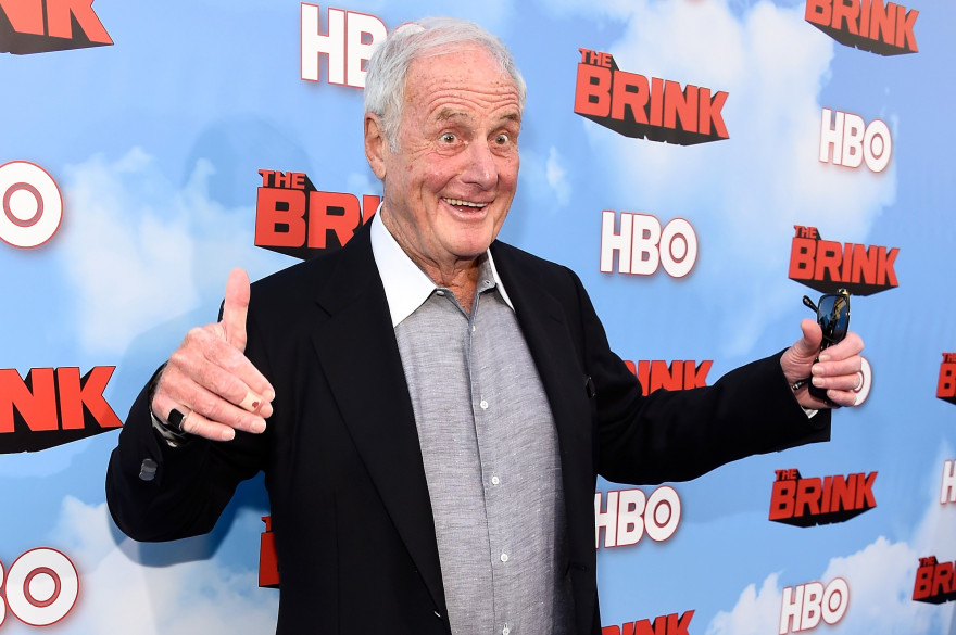 Jerry Weintraub, à Hollywood le 8 juin 2015