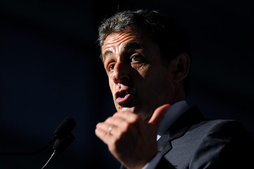 Nicolas Sarkozy le 4 juillet 2015.