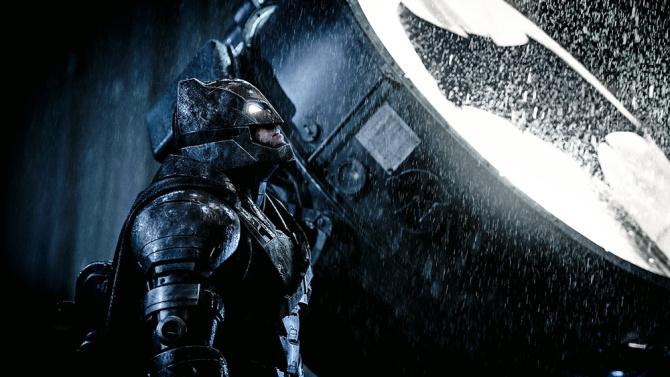 Ben Affleck en Batman et Henry Cavill en Superman dans le nouveau film de Snyder
