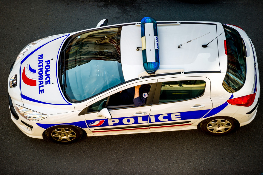 Une voiture de police (archive).