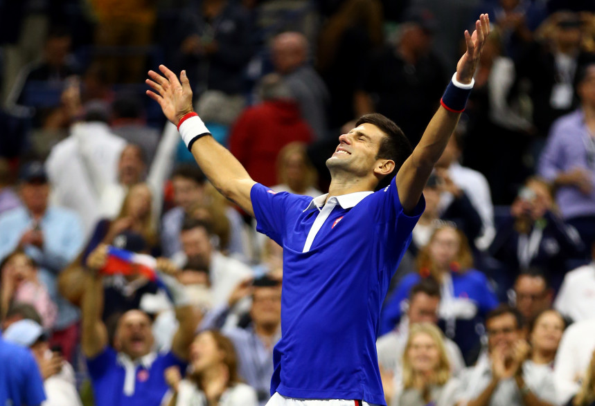 US Open : Djokovic domine Federer et remporte son 10e titre