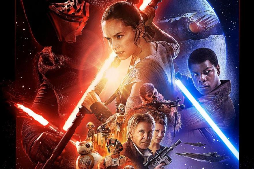 L'affiche officielle du prochain Star Wars