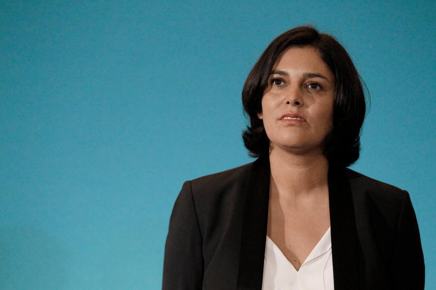 La ministre du Travail Myriam El Khomri le 4 novembre 2015.