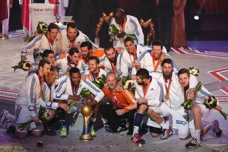 4e du classement RTL : la France est devenue la première nation quintuple championne du monde de handball masculin