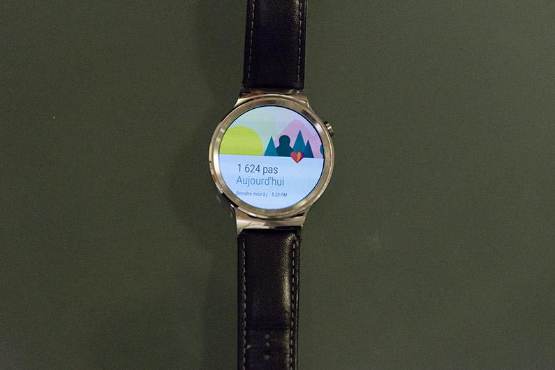 La Huawei Watch est la première montre intelligente du géant chinois