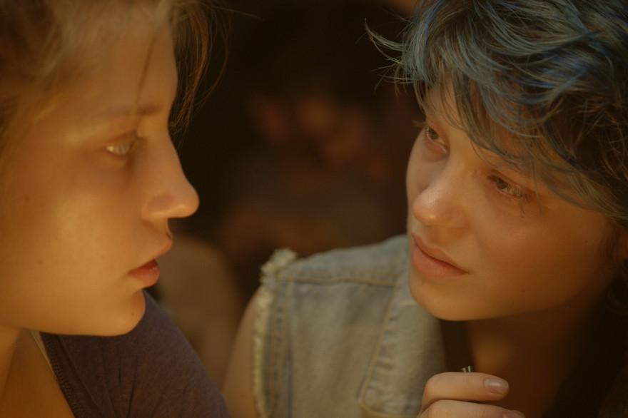 """""""La Vie d'Adèle"""" a été primé au festival de Cannes en 2013"""